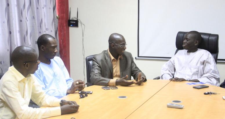 Rencontre Serigne Mboup/APPEL: Vers un partenariat entre la presse en ligne et les Chambres de commerce