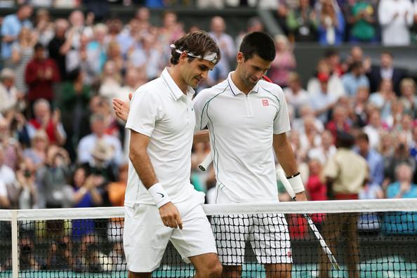 Wimbledon : Djokovic - Federer pour le bouquet final !