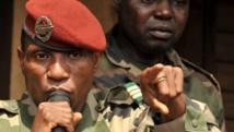 Moussa Dadis Camara, le chef de la junte au pouvoir depuis le 23 décembre … Moussa Dadis Camara, le chef de la junte au pouvoir depuis le 23 décembre 2008. (Photo: AFP)