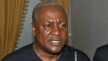 Le président Mahama et son épouse ont pu rejoindre Accra sains et saufs