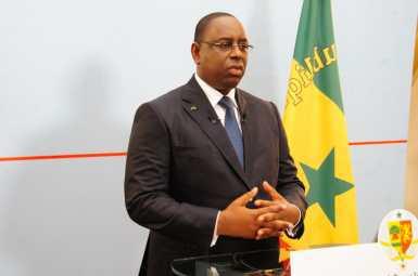 Message de félicitations du président Macky Sall aux Lions du beach soccer