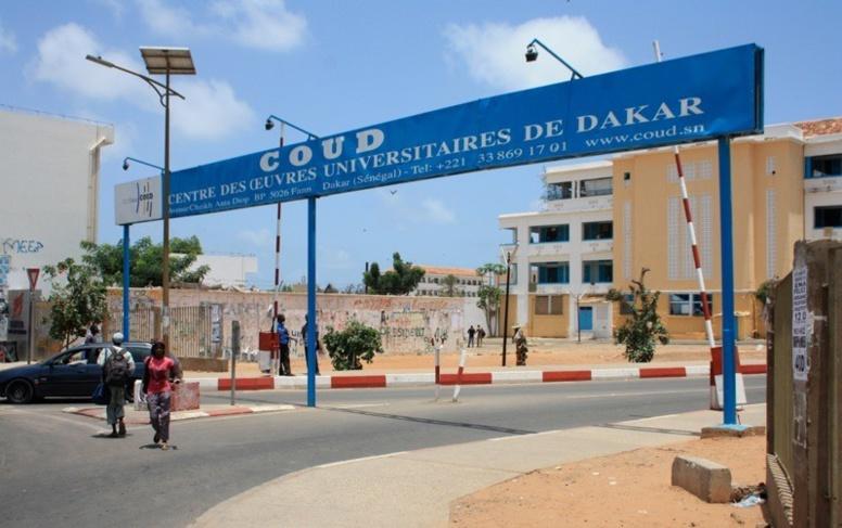 UCAD: 3 étudiants arrêtés, le COUD porte plainte
