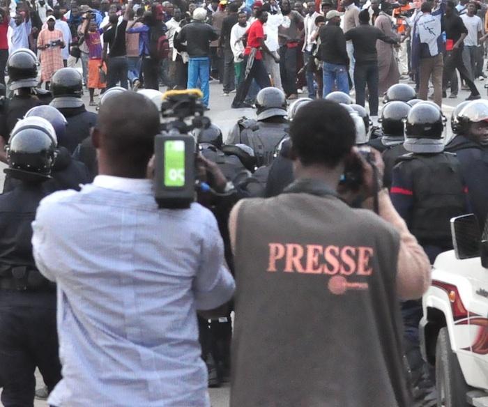 Trois journalistes convoqués à la gendarmerie : «On nous arrête mais on ne nous fera pas taire».