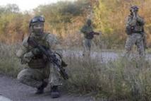 Ukraine: 8 soldats tués en 24 heures dans l'est du pays