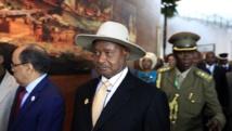 Le président ougandais Yoweri Museveni, nommé médiateur par la communauté est-africaine, dans la crise burundaise. Reuters/Tiksa Negeri