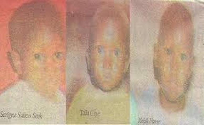 Affaire des 4 enfants disparus à Guédiawaye: la thèse de l'enlèvement écartée