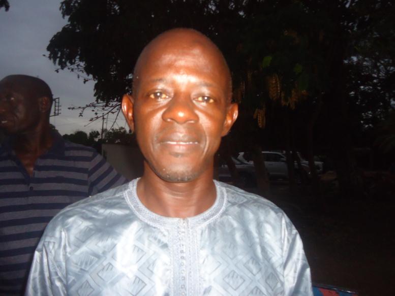 Mamadou Lamine Diawara, partenaire Sénégalais de la société Atlantique