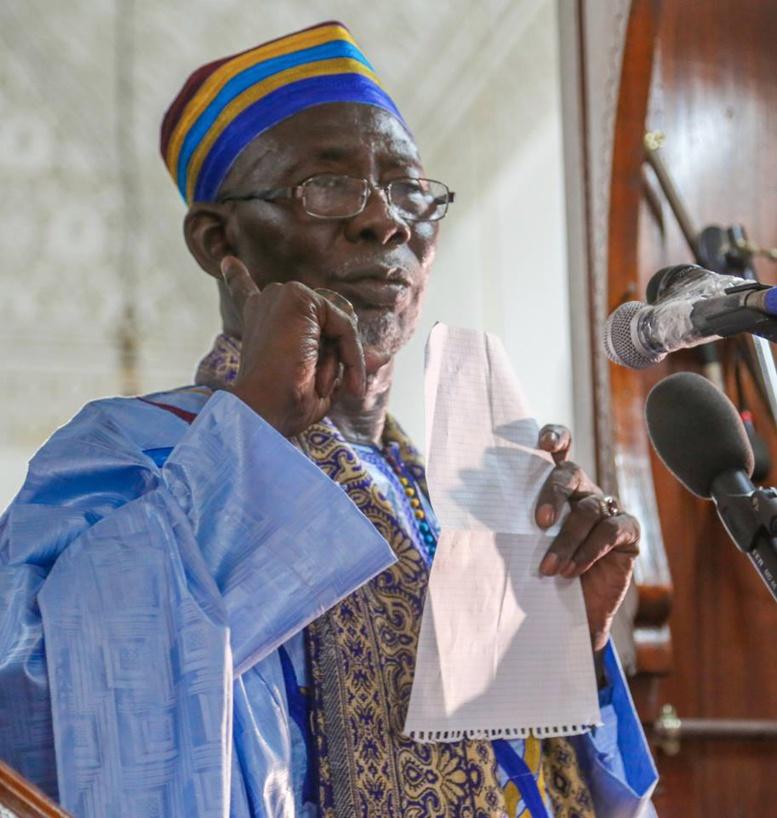 Korité 2015- Babacar Gaye (PDS) : « J'estime que Moussa Samb a outrepassé ses fonctions d'Imam Ratib»