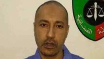 Saadi Kadhafi, photographié le 6 mars 2014 dans sa prison de Tripoli, après avoir été rasé à son arrivée. REUTERS/Prison Media Office/Handout via Reuters