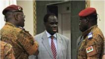 Le chef de l'Etat burkinabè a décidé de maintenir son Premier ministre Isaac Zida.