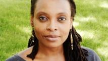 La Franco-Camerounaise Leonora Miano présente au Festival d'Avignon « Red in Blue Trilogie : Tombeau » dans le cadre du cycle « Ca va, ça va le Monde », organisé par RFI.