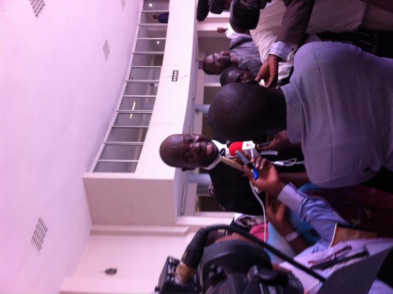 Procès Hissein Habré: «Nous avons décidé de ne pas comparaître», (défense)