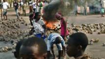 Présidentielle au Burundi: un vote dans un climat de violences