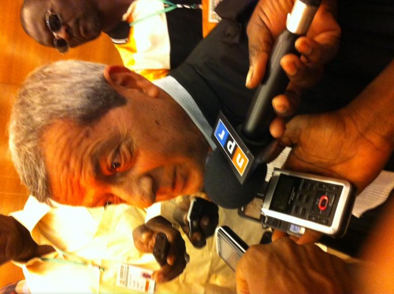«Je n'ai pas à me préoccuper d'une récusation de M. Habré », Me Mounir Bellal