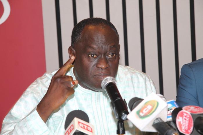 Me El Hadj Diouf : : « Des gens veulent me liquider »