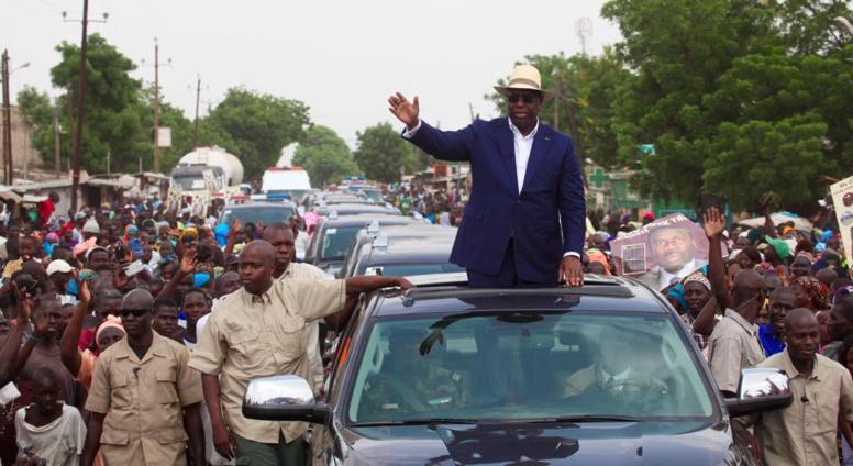 Macky Sall aux Fatickois : «Ne me voyez pas comme un Président mais comme un…»