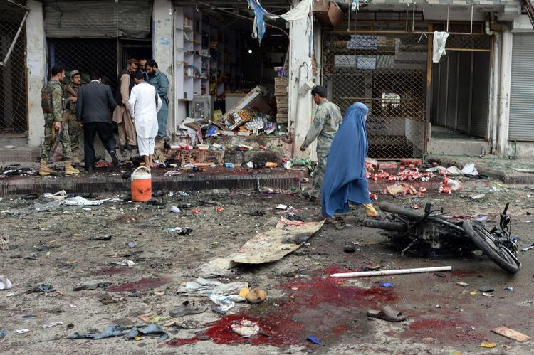 Afghanistan: au moins neuf morts dans un attentat suicide