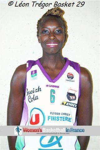 Oumoul Kalsoum Touré, pivot des Lionnes : «Tout faire pour gagner ma place»