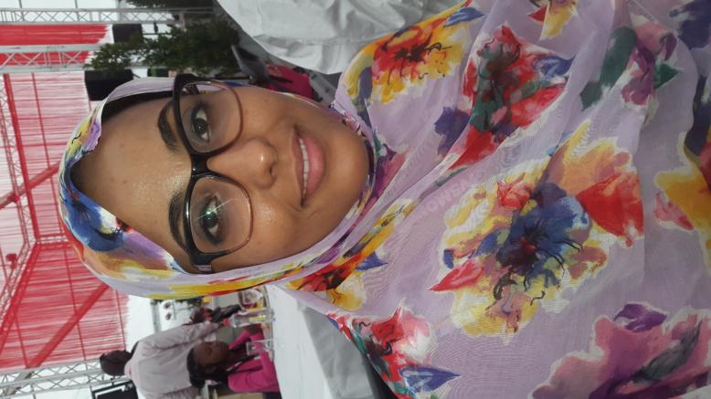 Aziza Cheikhna, Community Manager à Hadina RIMTIC