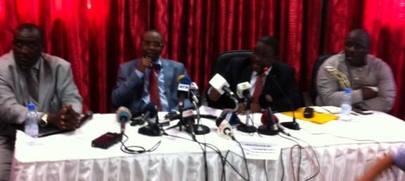 «Certaines victimes n'arriveront peut être pas au 7 septembre », ministre Tchadien