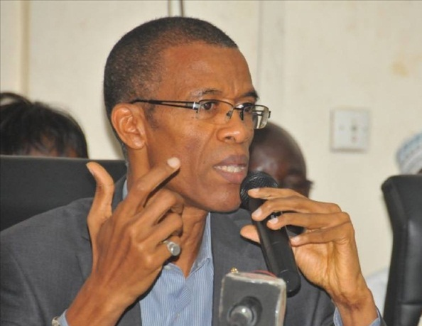 Alioune Ndoye, maire Dakar Plateau