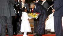Kenya: le président Obama accueilli sobrement à l'aéroport de Nairobi