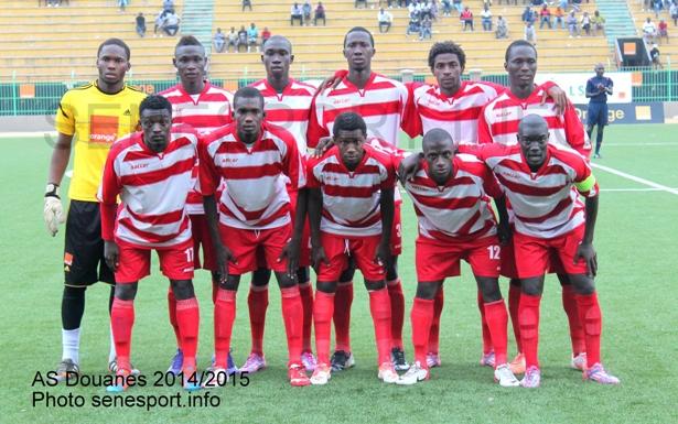 Football - Ligue 1 : AS Douanes championne du Sénégal 2015