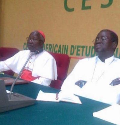 «Il n'y a pas de paix entre les nations sans paix entre les religions. » (Cardinal Philippe Ouédraogo)