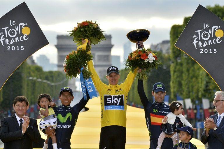 Tour de France: Et de 2 pour Froome sur la grande boucle