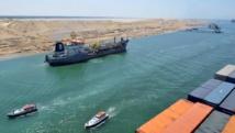 L'Egypte de Sissi se prépare à inaugurer son nouveau canal de Suez