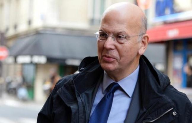 Elysée: l'ancien conseiller de Nicolas Sarkozy, Patrick Buisson, mis en examen