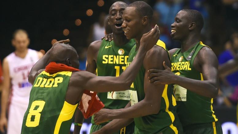 """Primes de participation à l'Afrobasket : Les """"Lions"""" boycottent l'entrainement"""