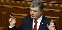Petro Porochenko: «Poutine veut toute l'Europe»