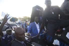 Jets de pierres sur le cortège du président Sall: l'alibi du secrétaire général adjoint du MEEL