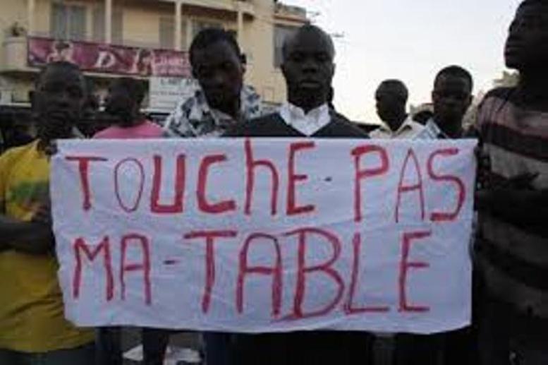 «On vaquait à nos occupations lorsque les agents d'Alioune Ndoye… », (Marchand ambulant)