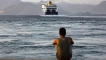 Selon le Haut commissariat pour les réfugiés de l'ONU, quelque 224 000 migrants sont arrivés en Europe par la Méditérannée, depuis début 2015. REUTERS/Yannis Behrakis