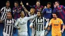 UEFA : Messi, Pogba et Ronaldo nommés