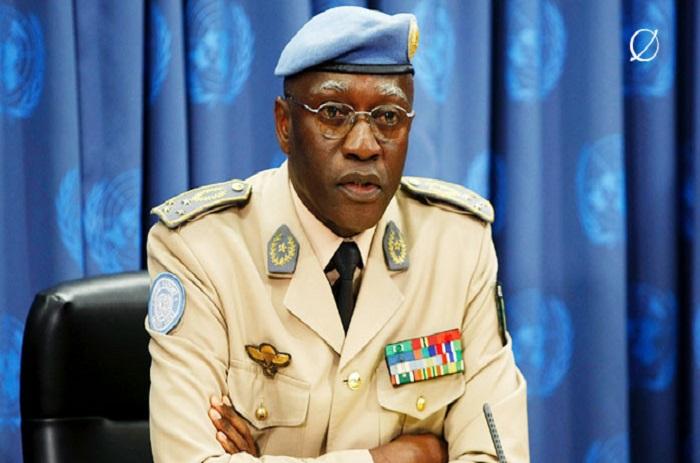 Dernière minute : Minusca : Le Général Babacar Gaye donne sa démission