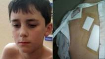 Afrique du Sud: un guépard attaque un écolier