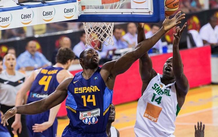 Basket - Tournoi de Santander: La Roja trop forte pour les Lions (96-49)
