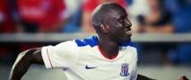 Demba Ba: «Je suis heureux en chine»