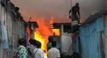 Thiès : Soupçonnée d'abriter des prostituées, une maison incendiée
