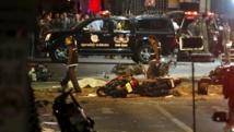 Parmi les morts de l'attentat de Bangkok figurent des Chinois, des ressortissants de Hong Kong, des Malaisiens et un Singapourien. REUTERS/Chaiwat Subprasom