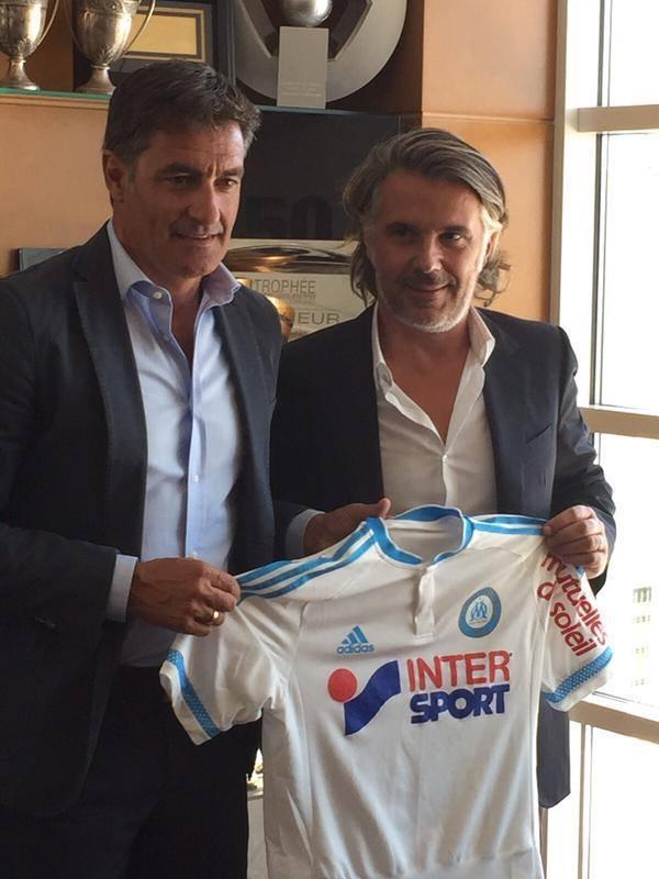 Officiel : Michel est le nouvel entraîneur de l'OM