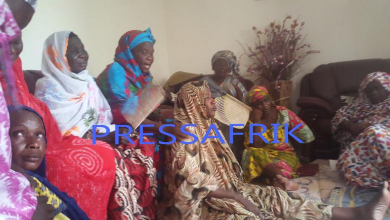 Pleurs et affluences aux domiciles de Doudou Ndiaye Rose (Tout en images)