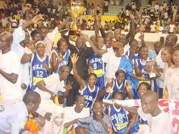 Basket : Saint louis Basket club sacré championne du Sénégal édition 2015