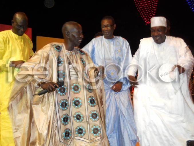 Youssou Ndour : « Le plus grand artiste du Sénégal vient de nous quitter»