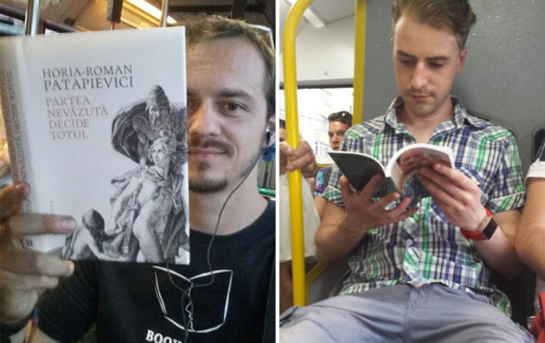 En Roumanie, lire un livre vous permet de prendre le bus gratuitement