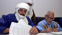 Des casques bleus de la Minusma à Kidal le 22 juillet 2015. REUTERS/Adama Diarra