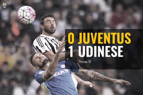 Championnat d'Italie : la Juventus chute d'entrée à domicile